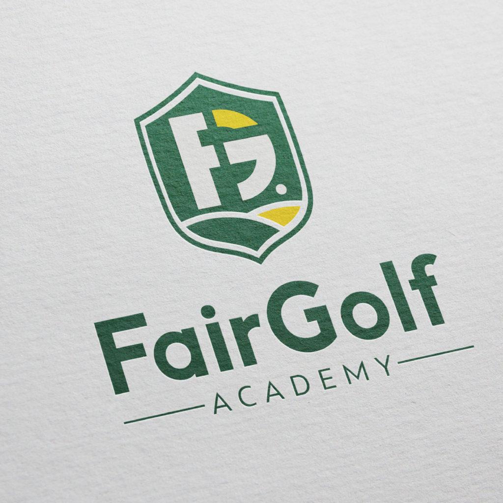 logo fairGolf academy