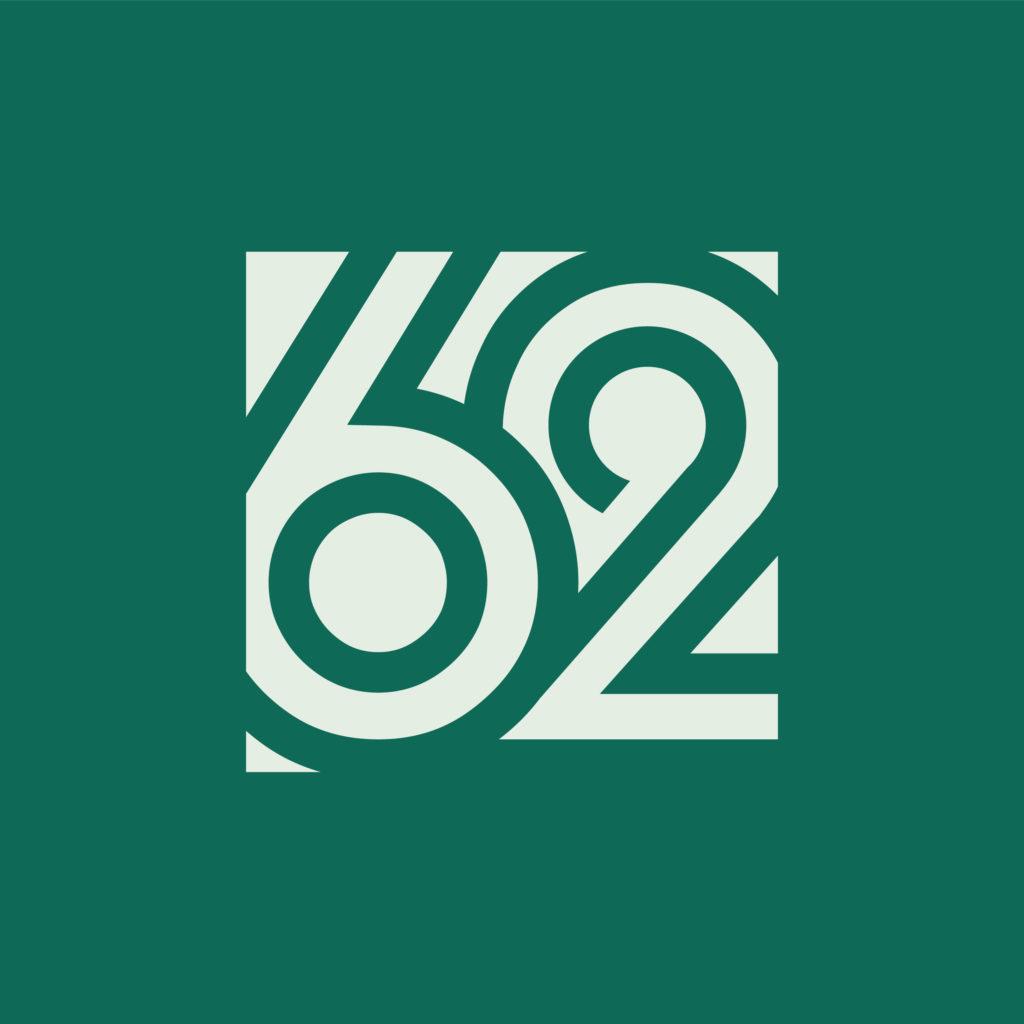 Logo table 62 vert beige royan