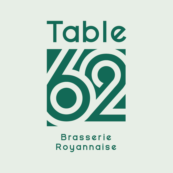 Logo table 62 royan