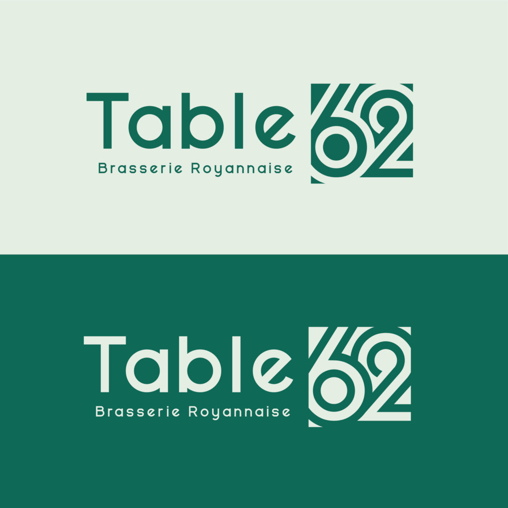 Logo table 62 royan horizontal