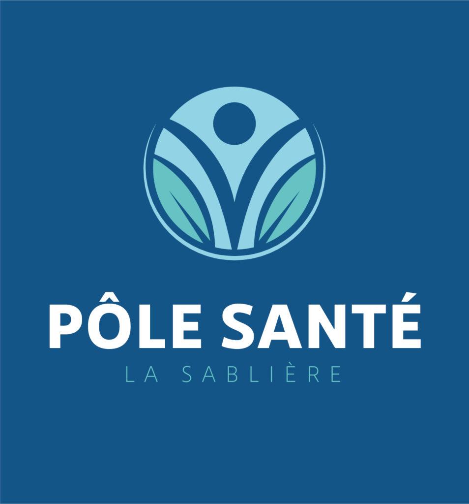 Logo pôle santé la sablière breuillet